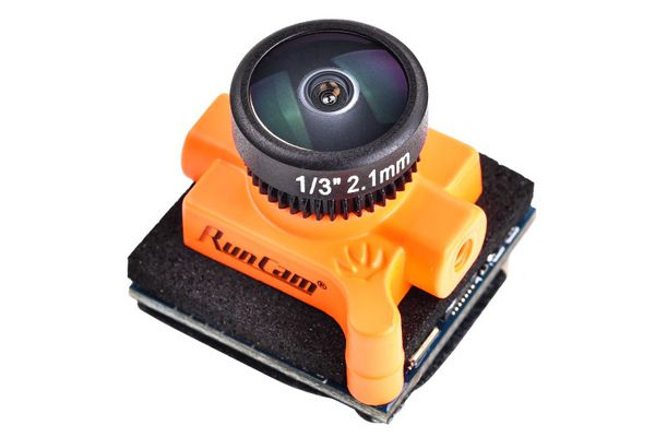 "Камера FPV микро RunCam Micro Swift 3 CCD 1/3"" 4:3 (M8 2.1мм)"